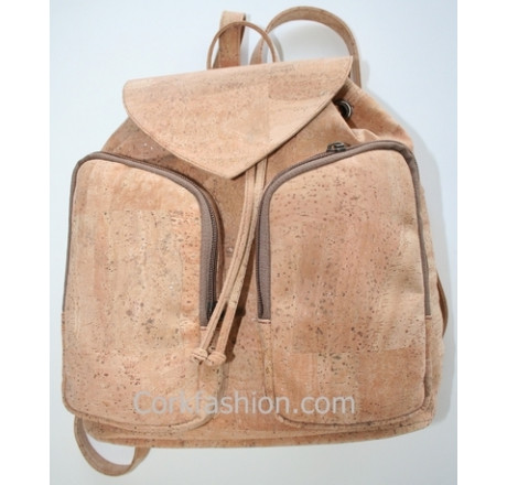 Backpack (model CC-1161) from the manufacturer Comcortiça in category Corkfashion